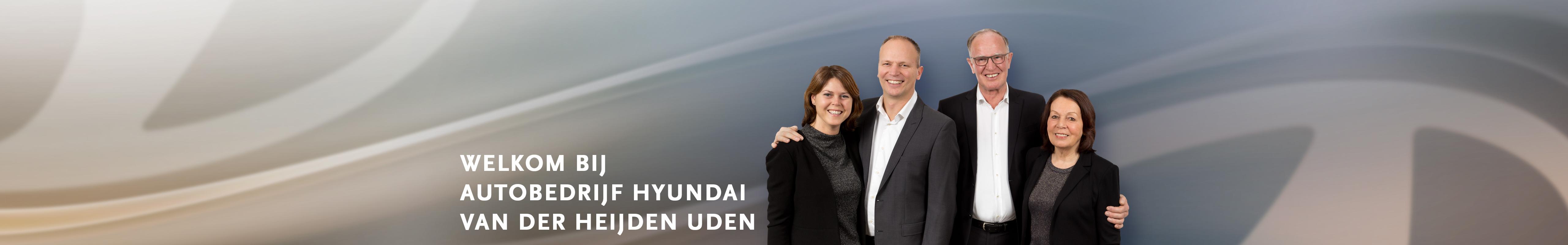Hyundai van der Heijden