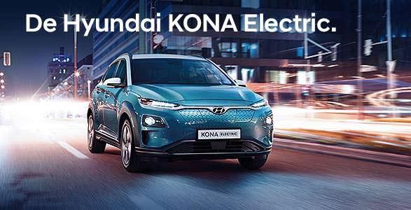 De Hyundai KONA Electric is een fantastische auto.